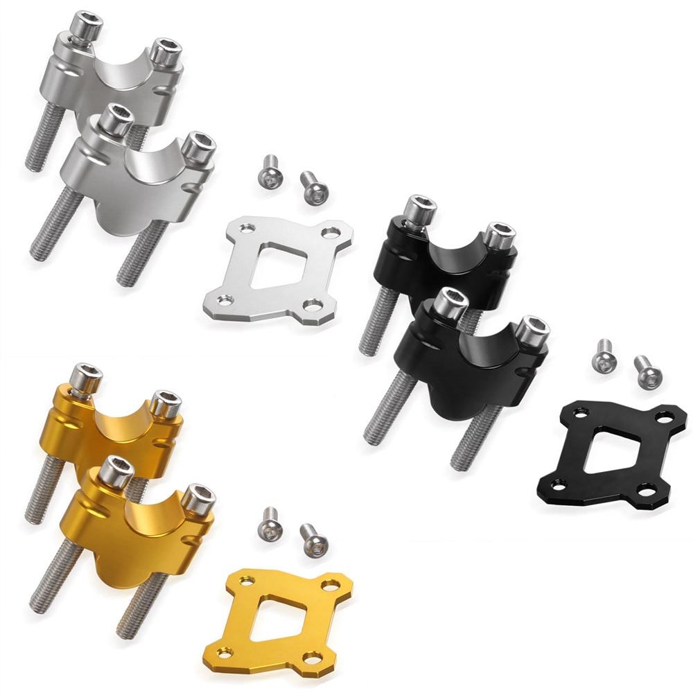 Handlebar Riser Bars Kit Move Up 25mm Handle Bar Higher