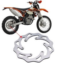 Rear Brake Disc For KTM 125 150 200 250 300 350 400 450 520 EXC XC MX SX-F 1993-2014