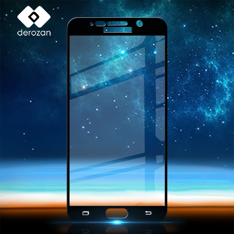 DEROZAN Screen Protector For Samsung Note 4 5 S7 S6 Glass C5 C7 C9 Pro G930F G920F N910 N920 Tempered Glass 3D Protective FilmDEROZAN Screen Protector For Samsung Note 4 5 S7 S6 Glass C5 C7 C9 Pro G930F G920F N910 N920 Tempered Glass 3D Protective Film