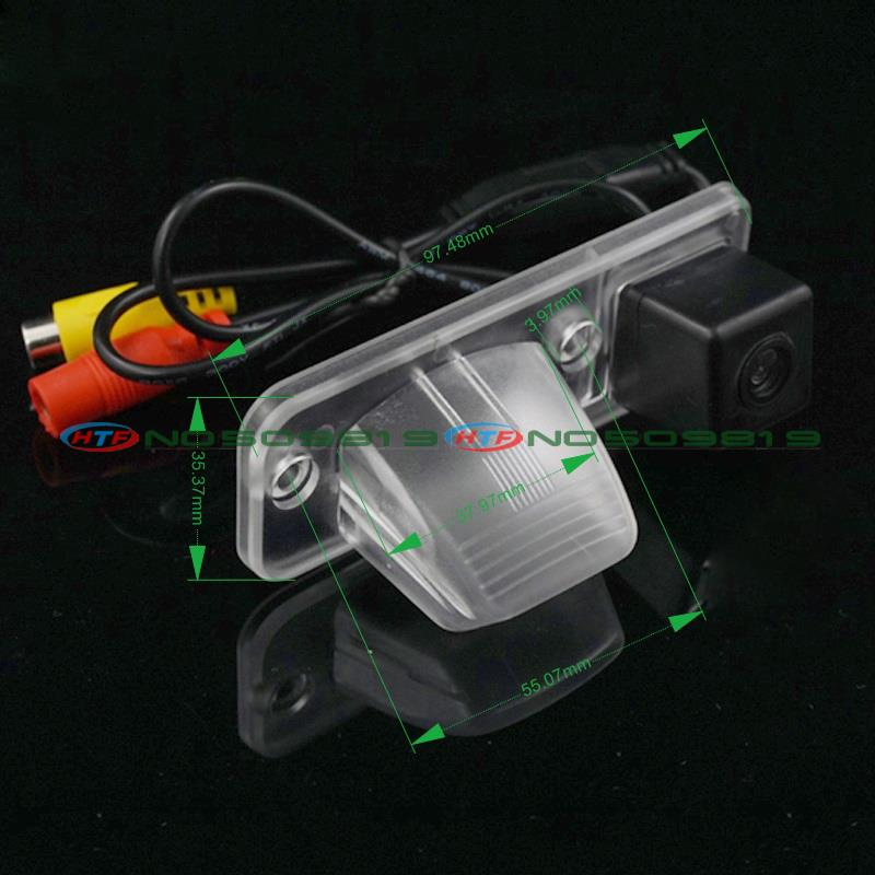 car Rear View Parking Reversing camera wire wireless wide angle For 2014 Land Rover / Range Rover reverse backup camear ccd HD
