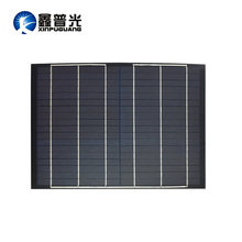 Solar Panel 10w 18v Charge For 12v Battery Light Beautiful Durable Portable Mini Pet Polycrystalline Module