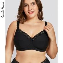 Для беременных Для женщин нижнее белье Плюс Размеры Полный Охват Кормление грудью бюстгальтер для кормления для беременных Бюстгальтер для матерей