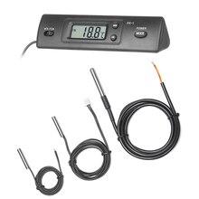 0,5 м/1 м/2 м/3 м/5 м/10 м DS18B20 10 к 1% B3950 водонепроницаемый цифровой датчик температуры зонд NTC термистор тепловой кабель