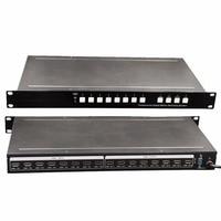 8x8 HDMI Matrix PIP Switch Remote 4K With RS232/RS485 & IR Control HDMI1.4v Ultra HD 4Kx2K 3D 8 Input 8 Output HDMI Switcher hdmi switcher hdmi matrix 8x8 hdmi matrix -
