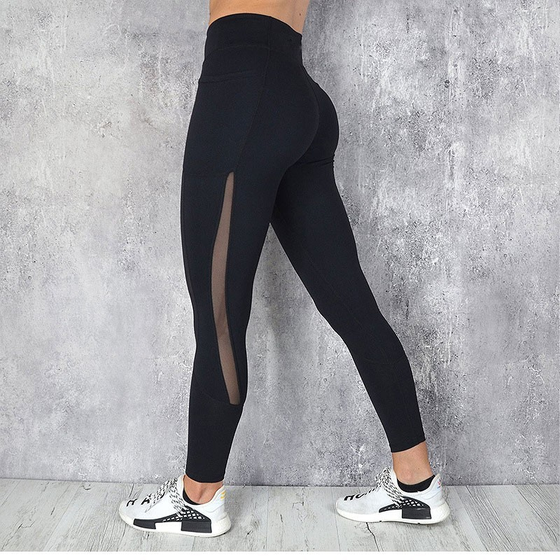 High Waisted Pocket legging
