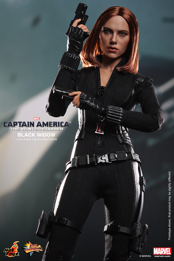 """1/6 scale figure doll Scarlett Johansson Black Widow Captain America 12"""" action figure doll Collectible Figure Model Toys 3.0"""