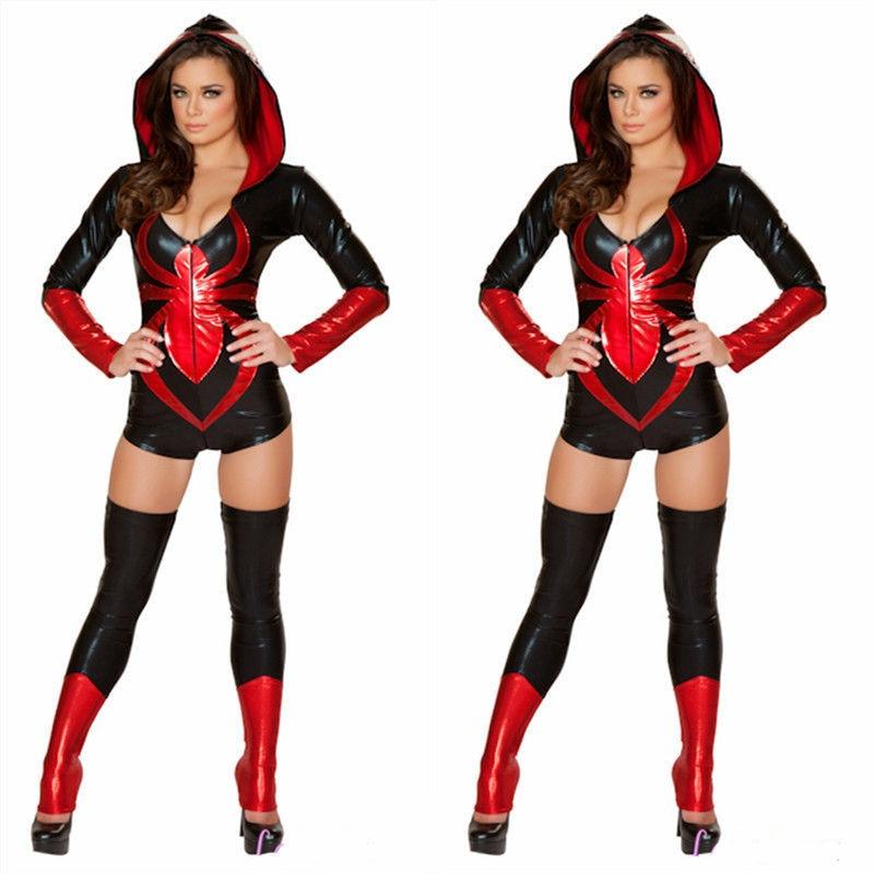 spider halloween costumes - Spider Girl Halloween Costumes