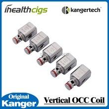 Original Kanger OCC Coil fit for Kanger Subtank atomizers OCC Organic Cotton Coil head 20pcs