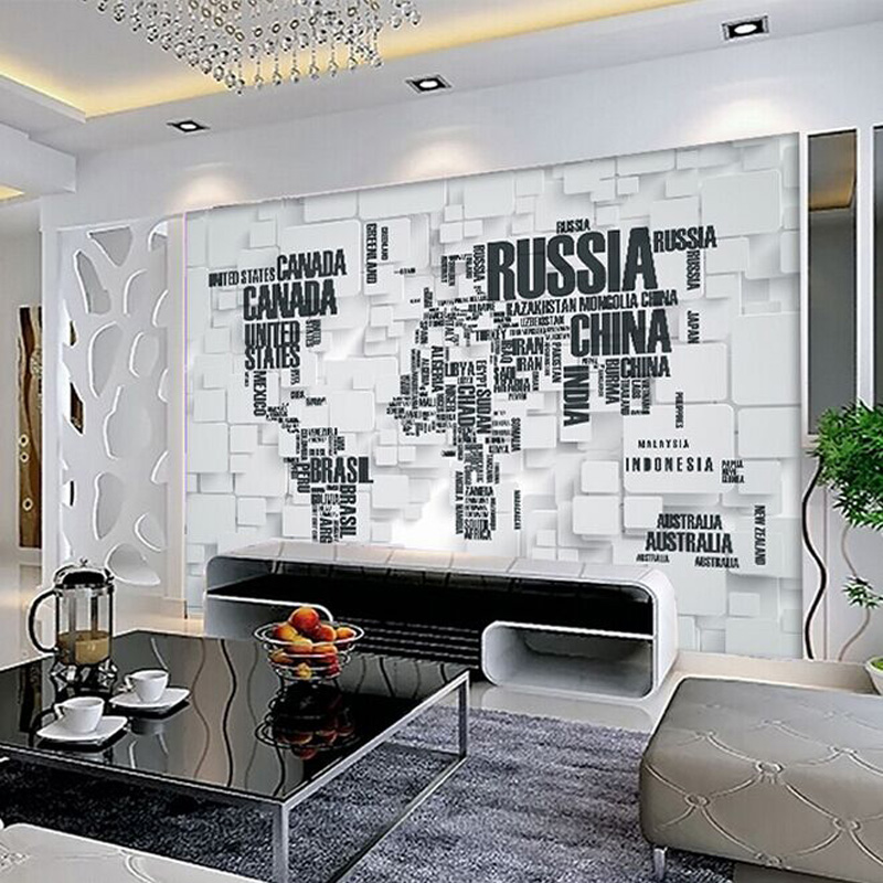 Popular digital wall murals buy cheap digital wall murals for Big wallpaper for wall