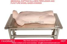MEDICAL SIMULATOR MEDICAL TRAINING MANIKINS  MANIKINS  ABDOMINAL SHIFTING DULLNESS PERCUSSION AND PUNCTURE MODEL-GASEN-CSM0005