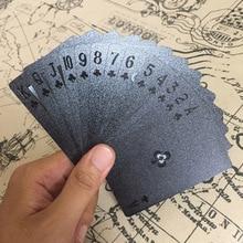 Waterproof Plastic 3D Embossing Poker Cards