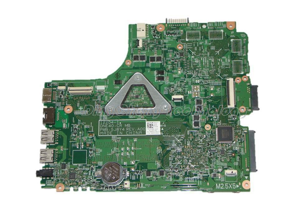 HOLYTIME laptop Motherboard/mainboard for <font><b>dell</b></font> inspiron 14R <font><b>3421</b></font> 5421 CN-0606R4 606R4 <font><b>I5</b></font>-3337U Integrated graphics full tested image