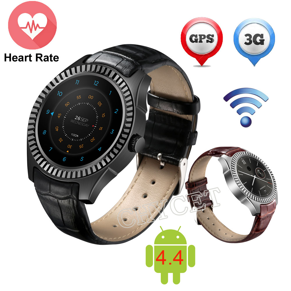 D7 Smart Watch Android 4.4 SIM Smartwatch 500mAh GPS WIFI 3G Bluetooth 4.0 Heart Rate Monitor Wearable Clock Devices watch new arrival pw308 update version smartwatch androidwatch with 3g sim compass gps watch wearable devices smart electronic