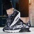 2017 de Primavera y Verano de Los Hombres Zapatos Casuales Zapatos de Deporte Aire Runner Zapatillas Amantes Zapatos Feminino masculino Tenis Chaussure Schoenen