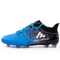 2017 New Soccer Shoes ACE X 16 Purechaos AG Outdoor Professional Football Boots Mens Soccer Sneakers