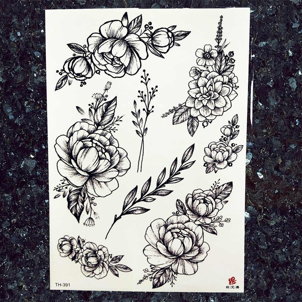 25 Design Temporaneo Rosa Orologio Autoadesivi Del Tatuaggio Del Braccialetto Del Braccio Catene Tatuaggi Impermeabile Falso Sexy Body Art Tatuaggio Autoadesivo Gamba