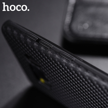 HOCO Carbon Fiber Pattern Case for Samsung Galaxy S8 S8PLUS