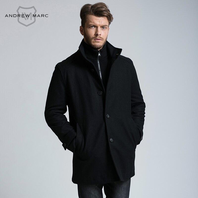MARC NEW YORK ANDREW MARC 2016 New Winter Men Wool Blends