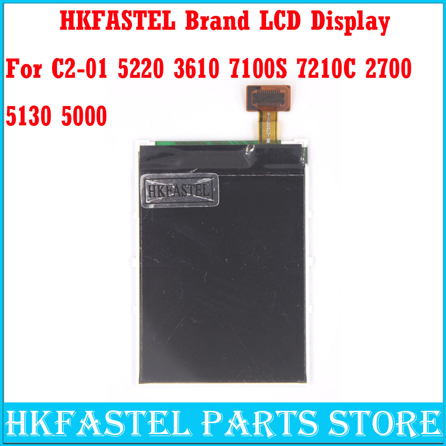 HKFASTEL For <font><b>Nokia</b></font> C2-01 5220 3610 7100S 7210C 2700 <font><b>2730</b></font> 5130 5000 Original Mobile Phone LCD screen digitizer display Tool image