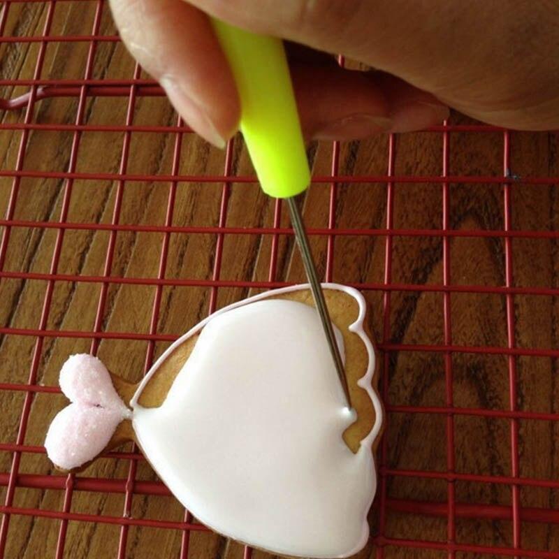 Kitchen Accessories Baking Needles Stir Needle  1 Pc Baking & Pastry Tools Cookies Vent Needle  Scribing Modeling
