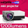 Byintek ml210 descuento grande hogar gm50theater pico del cine de vídeo lcd 1200 lúmenes hdmi mini portátil de 1080 p led micro usb hd proyector