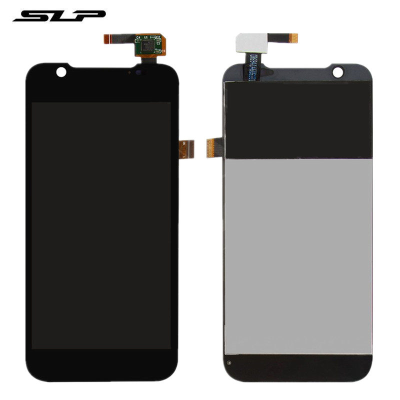 Skylarpu BlackComplete LCD for ZTE Grand X Pro, V985 Grand Era Cell Phone Full LCD display with Touch panel Free Shipping