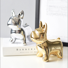 Nordic Small animals ins decoration living room furnishings interior home wine cabinet jewelry Home decor party ornaments craft