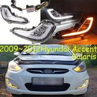 2012~2014 accent daytime light,solaris,LED,accent fog lamp;verna;ix45,santa fe,ix35,sedona,Encino,i10,i20,tucson,XG300