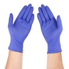 100pcs Disposable Gloves Nitrile Rubber Gloves For Home Cleaning Disposable Food Gloves Household Cleaning Gloves