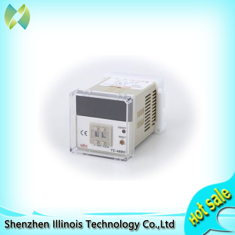 Original NKC TC 48BD Temperature Controller for Challenger FY 3208H / FY 3208G / FY 3208R / FY 3208T Printers