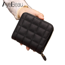 kavis genuine leather women wallet female small walet portomonee lady mini zipper money bag vallet coin purse card holder perse Small Coin Lady Purse For Women Wallet Female Feminine Cuzdan Money Bag Vallet Partman Portfolio Portomonee Walet Wallet-Female