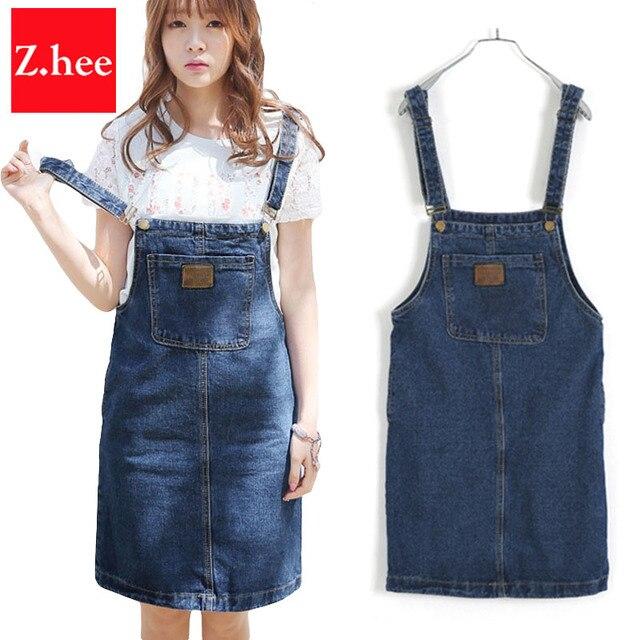 Джинсовая одежда для женщин платья