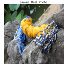 Lawaia Easy Throw Lead Fly Fishing Net Hand Throw Catch Fish Network Nylon Saltwater Fishing Cast Net Gill network diameter 240cm 300cm 360cm 420cm usa style cast net hand throw net fish trap fishing network pendant galvanization and lead