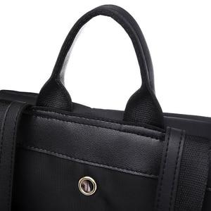 Image 5 - ファッション盗難防止女性象プリントバックパック女性大容量のショルダーバッグ防水オックスフォードとpuスクール旅行バッグ