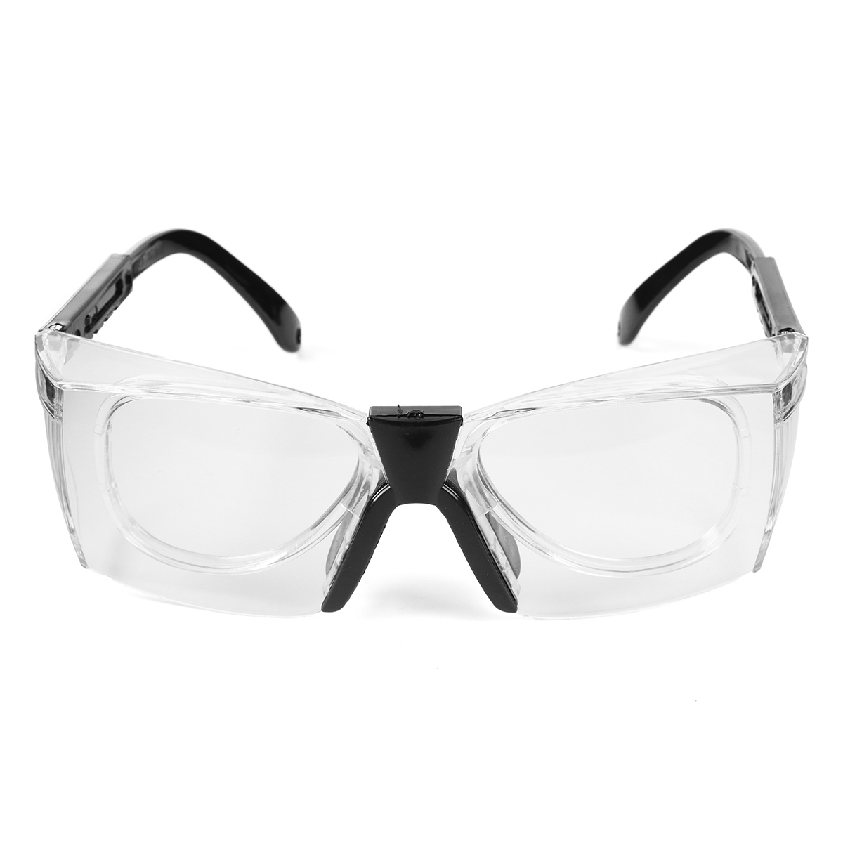 цена на NEW Safety Glasses Lab Eye Protection Protective Eyewear Clear Lens Workplace Safety Goggles Dustproof Windproof