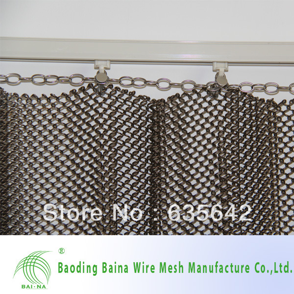 Metal Curtain Wall Wire Mesh Decorative Fabric Facade On Aliexpress