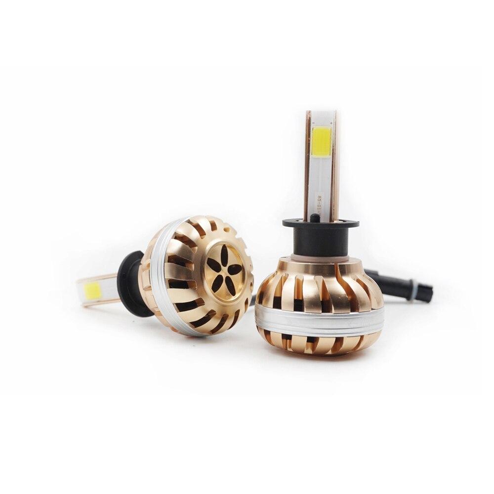 72W 7200LM H4 H13 9004 9007 Car LED Headlight Kit Bulb Automobile LED Head Lamp COB Chip For for Toyota Honda Nissan BMW Mazd