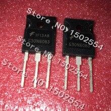 10ชิ้น/ล็อตG30N60B3 HGTG30N60B3 TO 247 MOSสนามผลทรานซิสเตอร์