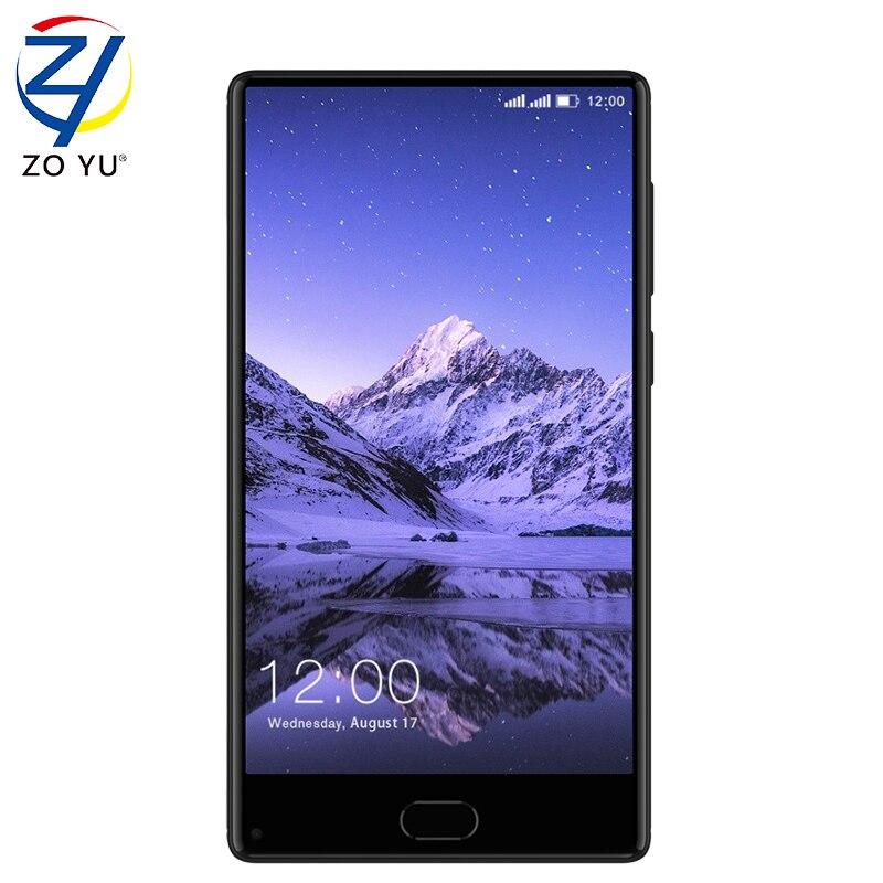NEW LEAGOO KIICAA MIX 5 5 Full Screen Android7 0 MTK6750T Octa Core Smartphone 3GB RAM
