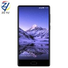 NEW  LEAGOO KIICAA MIX 5.5″ Full Screen Android7.0 MTK6750T Octa Core Smartphone 3GB RAM 32GB Dual Back Cams Front Fingerprint P