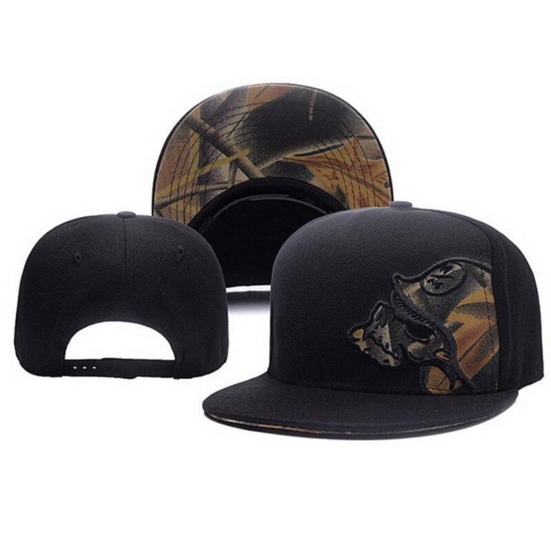 Unisex Letter Embroidery Baseball Cap Women Outdoor Sports Sun Flat Hat Men Fashion Metal Mulisha Hip Hop Snapback Caps CP0123 1