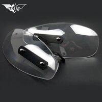 For honda integra 750 triumph speed triple 1050 yamaha r15 v3 accessories yamaha xt bajaj dominar 400 Motorcycle Handguards