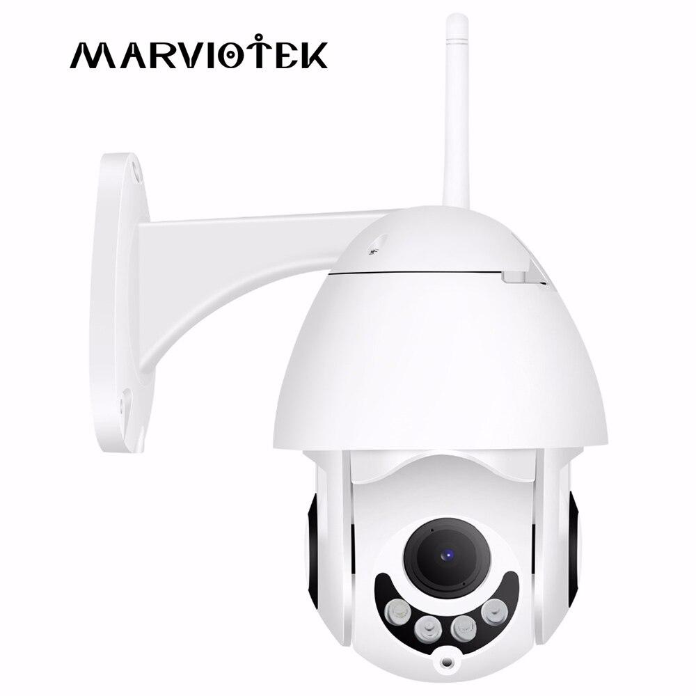 WIFI IP Camera Outdoor PTZ IP Camera 1080p Speed Dome CCTV Security Cameras IP Camera WIFI Exterior 2MP IR Home Surveilance P2P