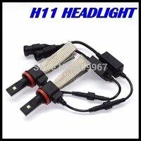 H11 9005 9006 auto LED Headlight cree chips 40W 5000LM Car Fog Light Head LED Lamp 12V 24v White car led h3 H11 h7 headlight