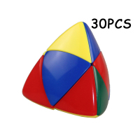 30PCS New ShengShou ZongZi Cubo magico Rice dumpling Magic cube Speed Twist Puzzle Neo Cube Puzzle cube Toy For Children Gifts