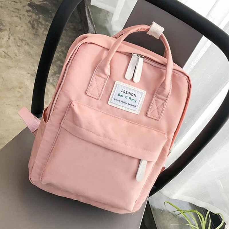 HTB1Ol3PvlnTBKNjSZPfq6zf1XXaq Yogodlns Campus Women Backpack School Bag for Teenagers College Canvas Female Bagpack 15inch Laptop Back Packs Bolsas Mochila