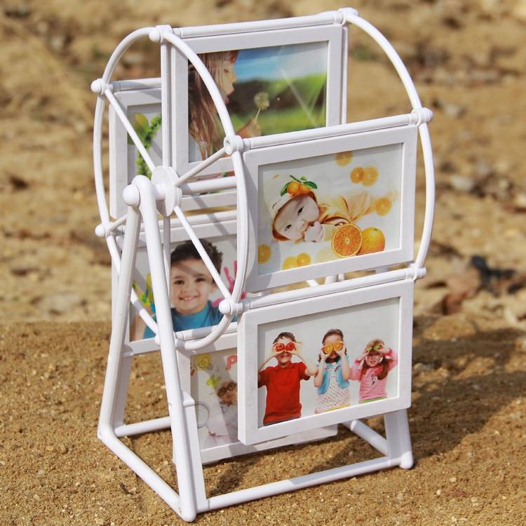 Rueda de la fortuna marcos para 12 tamaño de las fotos 3 pulgadas de ...