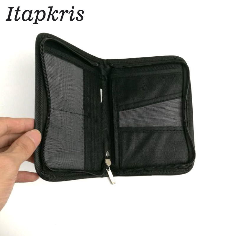 Travel Document Organizer for Women and Men Passport Holder Cover Protector Leather Card Case Travel Passport Wallet