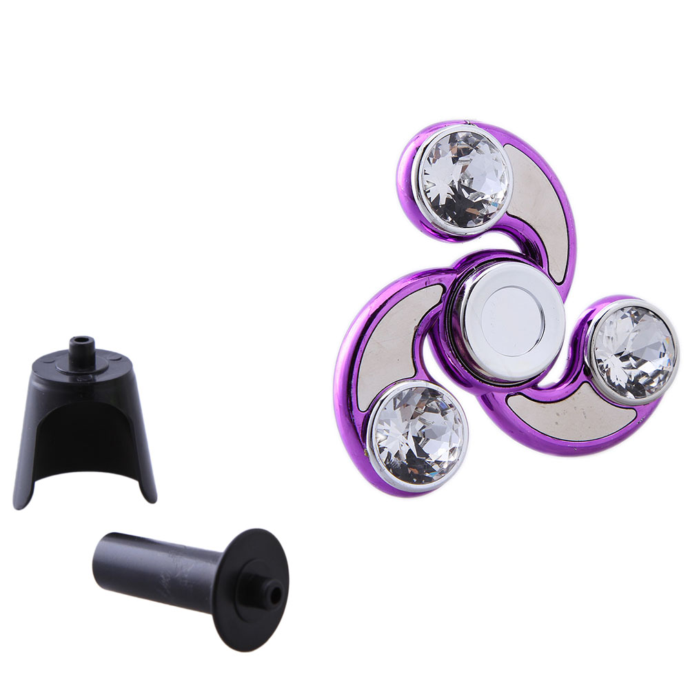 Best Quality Spinners For Autism Stress Relief Toy Plastic EDC Hand Fidget Spinner