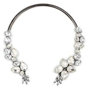 Ожерелье и подвеска disign, стильное, модное, изящное, с воротником, Роскошные, 3 вида цветов